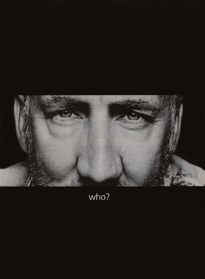 Pete Townshend - Who? - 2000 USA