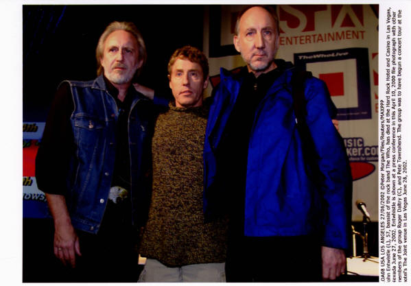 The Who - 2002