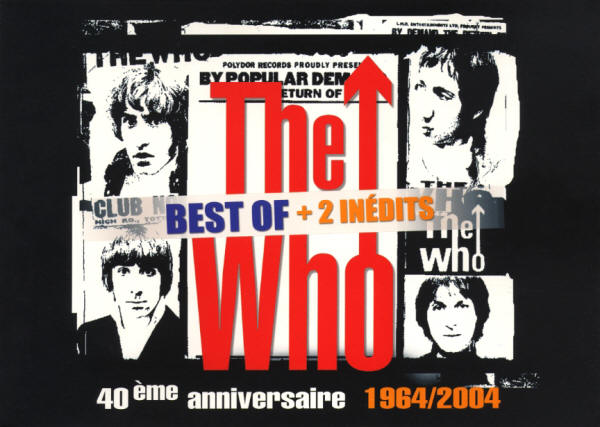The Who - Then & Now - 2004 France