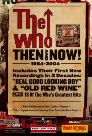 The Who - Then & Now - 2004 USA