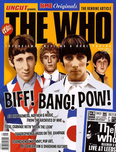 The Who - UK - Uncut Vol. 1, Issue 12 - 2004