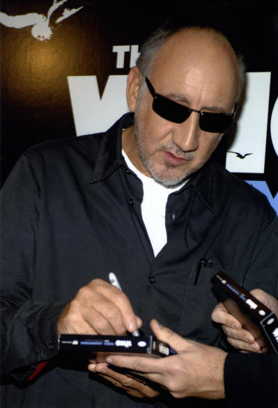 Pete Townshend - 2005 USA