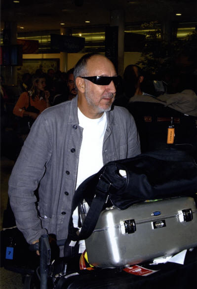 Pete Townshend - 2005 UK