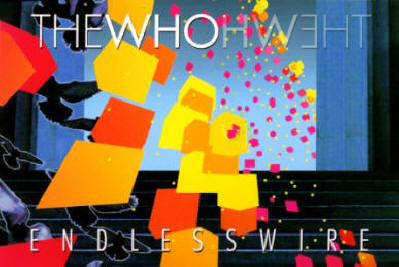 The Who - Endless Wire - 2006 USA Postcard (Promo)