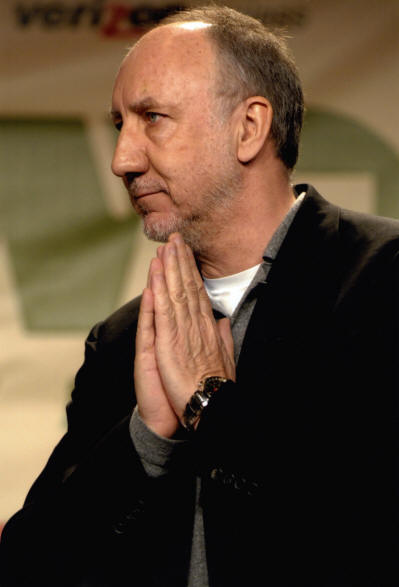 Pete Townshend - 2006 USA