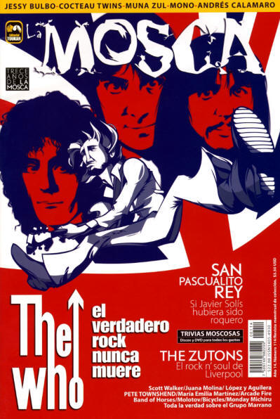 The Who - Mexico - Mosca - March, 2007