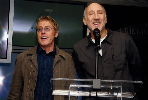 The Who - 2008 USA