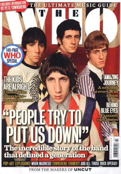 The Who - UK - The Who Ultimate Music Guide - March, 2011