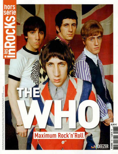 The Who - France - Les In Rocks - 2015