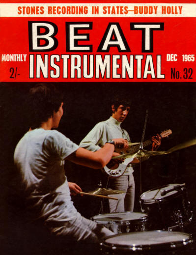 The Who - UK - Beat Instrumental - December, 1965