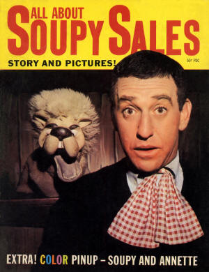 All About Soupy Sales - 1965 USA
