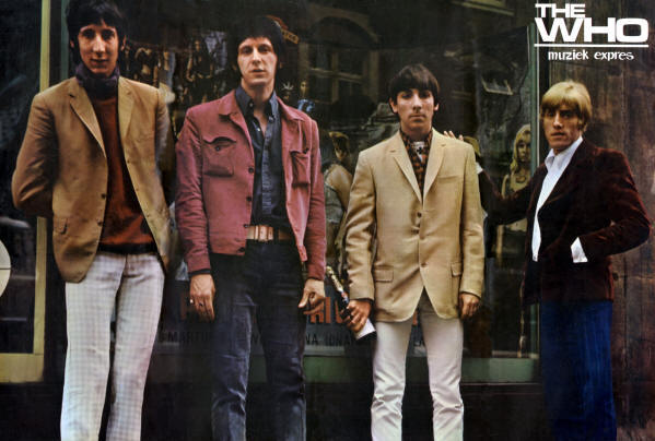 The Who - 1965 Holland