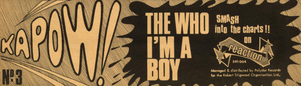 The Who - I'm A Boy - 1966 UK