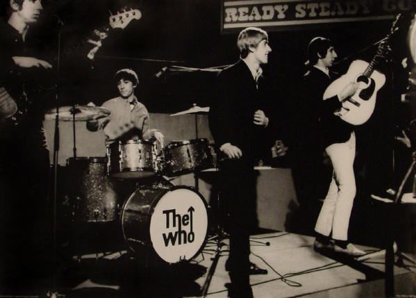 Ready Steady Go - Circa 1966 (later UK print)