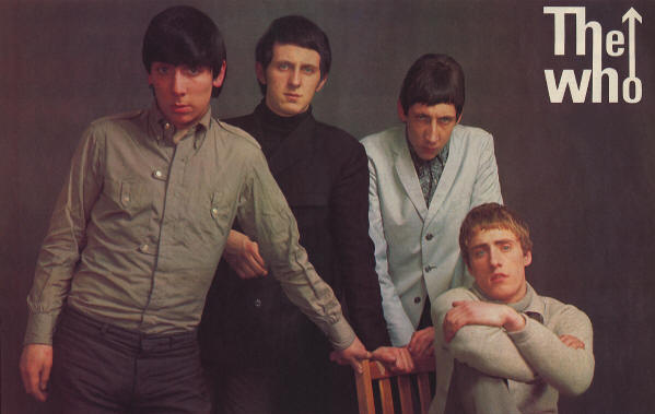 The Who - 1966 UK
