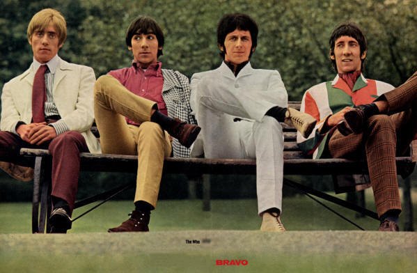 The Who - 1966 Germany