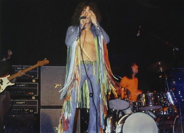 The Who - Theater des Westen, West Berlin, Germany - January 28, 1970: