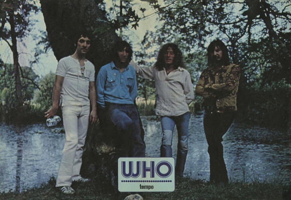 The Who - 1971 Norway