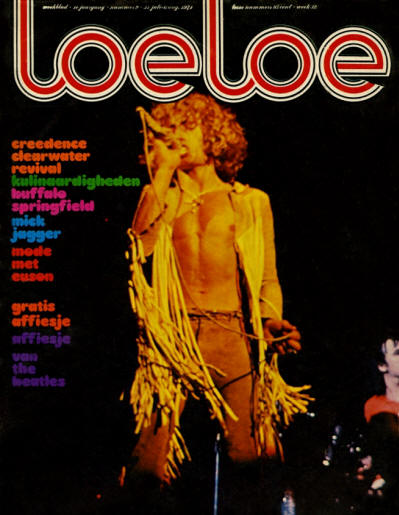 The Who - Holland - LoeLoe - July 6, 1971