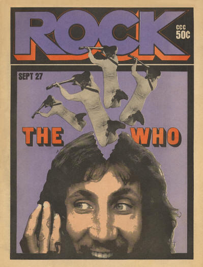 The Who - USA -  Rock - September 27, 1971