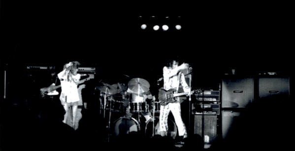 The Who - LA Forum, Los Angles, CA, USA - December 9, 1971