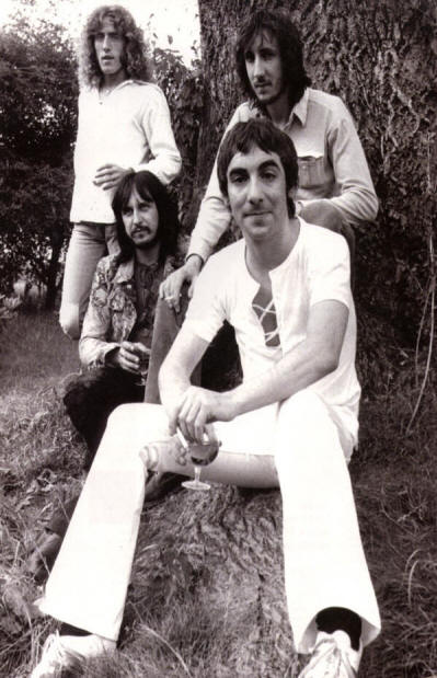 The Who - A Month Full Of Who - 1971 USA