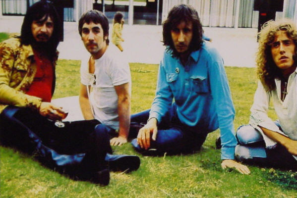 The Who - 1971 UK (Reproduction)