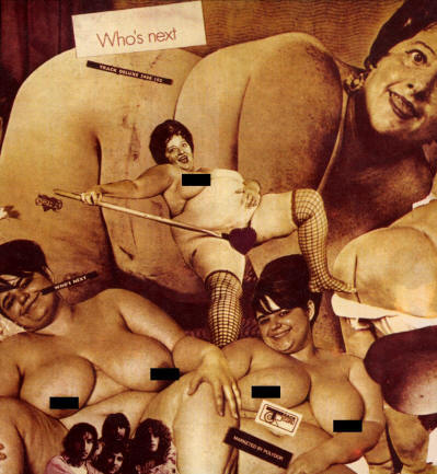 The Who - Who's Next - 1971 UK (Censored)