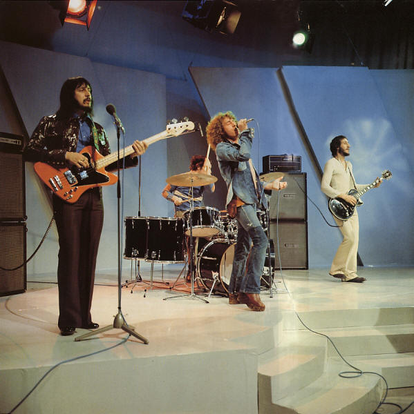 The Who - 1972 Misc. Pix