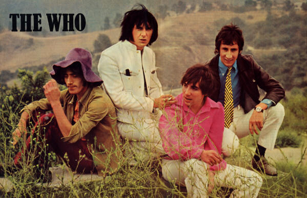 The Who - 1972 Germany (Circa 1968)