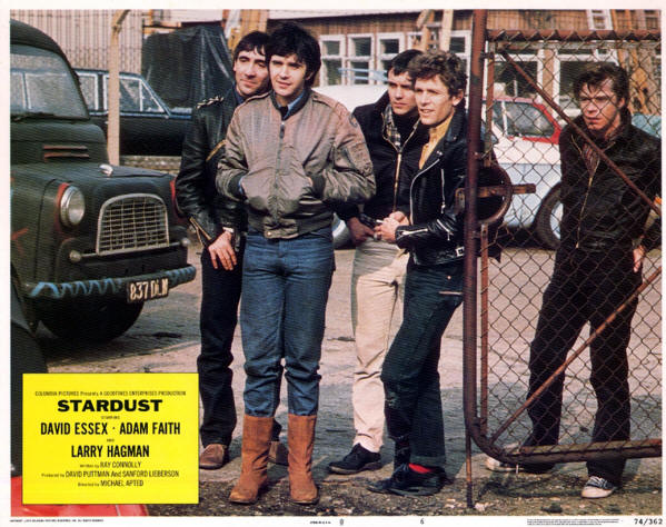 Keith Moon - Stardust - 1974 USA Lobby Card