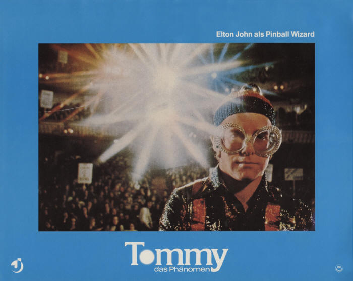 The Who - Tommy Lobby Cards - 1975 Germany
