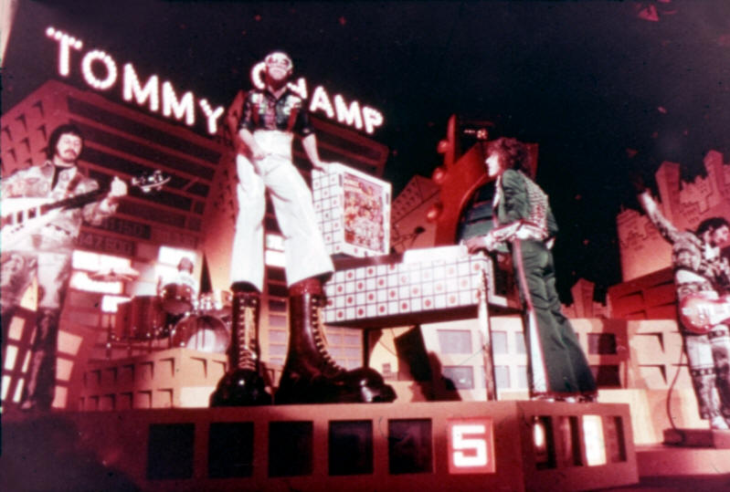 The Who - 1975 Tommy Promo Slides