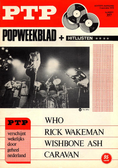 The Who - Holland - PTP - September 4, 1975