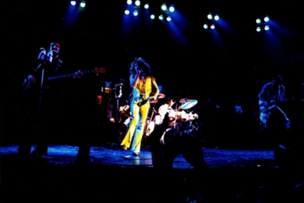 The Who - Kemper Arena - Kansas City, MO - December 1, 1975