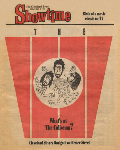 The Who - USA - Showtime - December 5, 1975