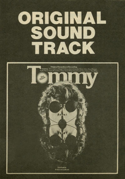 The Who - Tommy (Soundtrack) - 1975 Ireland
