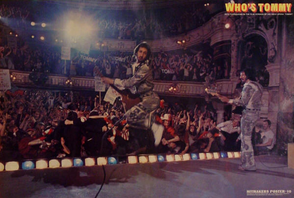 The Who (Tommy) - 1975 UK