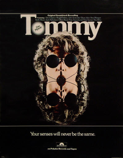 The Who - Tommy - 1975 USA