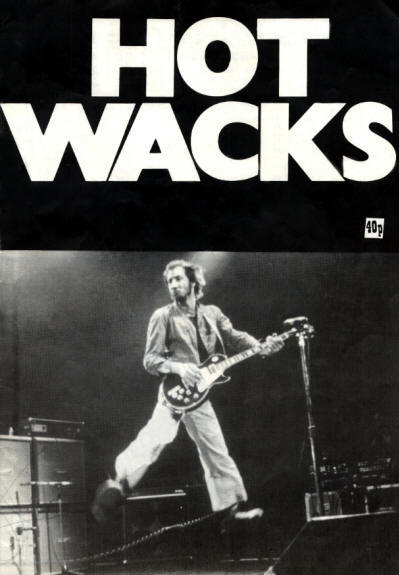 Pete Townshend - UK - Hot Wacks - 1980