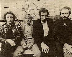 The Who - 1981 Misc. Pix