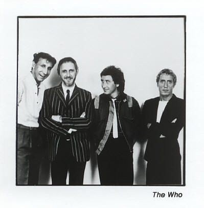 The Who - 1982