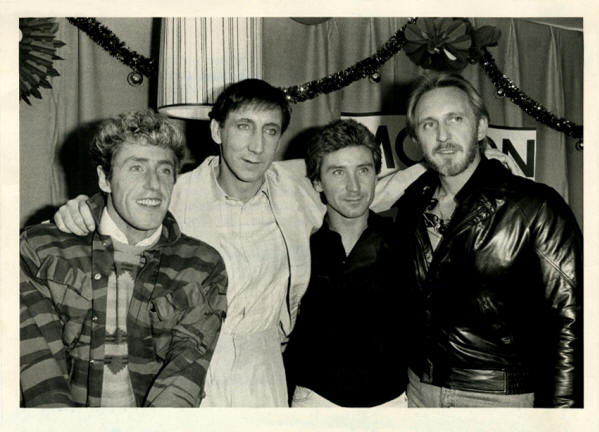 The Who - 1982 UK