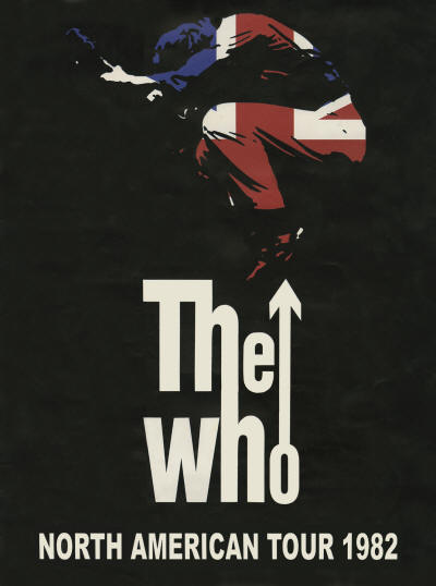 The Who - North American Tour 1982 USA (Promo)