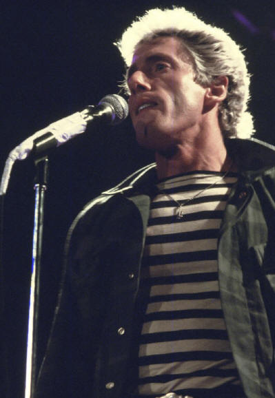 Roger Daltrey - The Who 1982 Tour