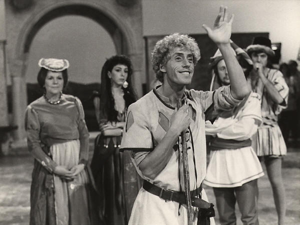 Roger Daltrey - The Comedy Of Errors - 1983