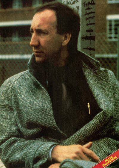 Pete Townshend - 1985 UK