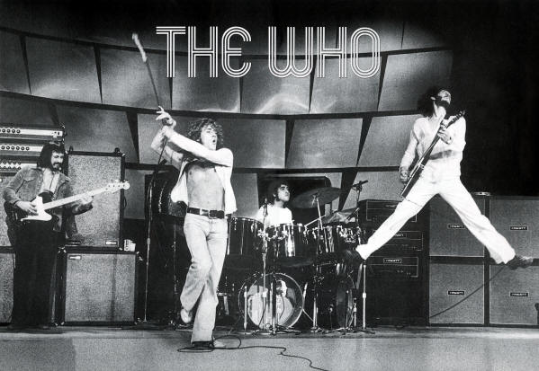 The Who - Who's Better Who's Best - 1988 UK