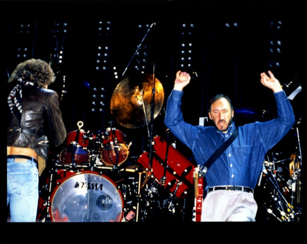The Who - 1989