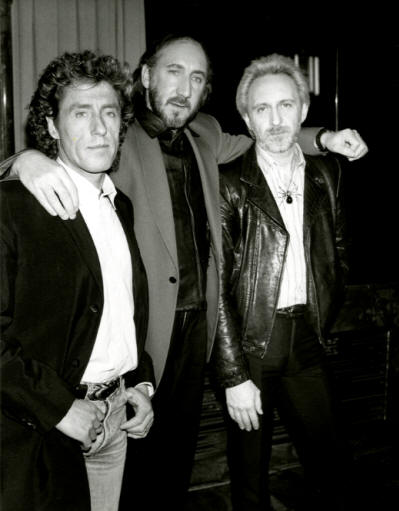 The Who - Radio City Music Hall - NY - 1989 USA